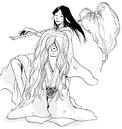Karikage and Hishigaki-white bground.png
