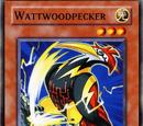 Wattwoodpecker