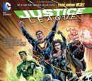 Justice League: Forever Heroes (Collected)