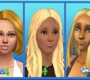 Sims que amam a cor laranja