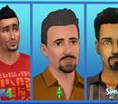 Sims com muito músculo