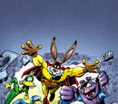 Captain Carrot and His Amazing Zoo Crew Vol 1 1/Images