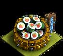 Sushi Storage