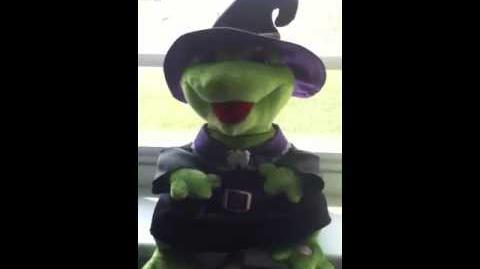Frogz evil ways
