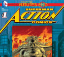 Action Comics: Futures End Vol 1 1