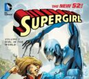 Supergirl: Girl in the World (Collected)