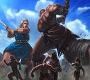 Giant Raids