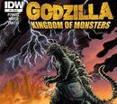 Godzilla: Kingdom of Monsters Issue 7
