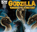Godzilla: Kingdom of Monsters Issue 8