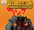 Godzilla: Kingdom of Monsters Issue 9
