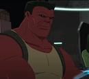 General Thunderbolt Ross(Red Hulk)