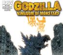 Godzilla: Kingdom of Monsters Issue 10
