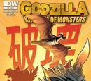 Godzilla: Kingdom of Monsters Issue 12