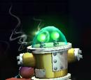 Pyrobot