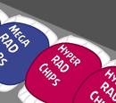 Mega rad chips