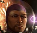 The Commander (Gangstas in Space)