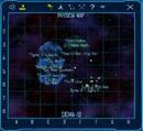 Sigma-19 Physical map incl. wrecks