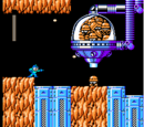 Mega Man 6 stages