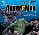 Animal Man: Animal vs. Man (Collected)