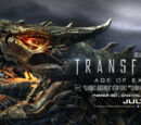 Transformers: Age of Extinction Characters