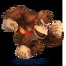 100px-Donkey Kong SSB4.png