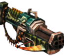 Shell Barrel (MH4)