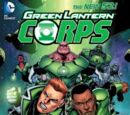 Green Lantern Corps: Fearsome (Collected)