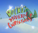 Rocko's Modern Christmas!: Can't Squeeze Cheer From a Cheese Log!