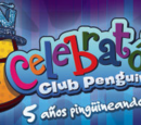 5 Celebraton Club Penguin