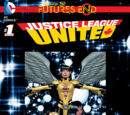Justice League United: Futures End Vol 1 1