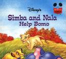 Simba and Nala Help Bomo