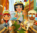 Subway Surfers World Tour: Cairo