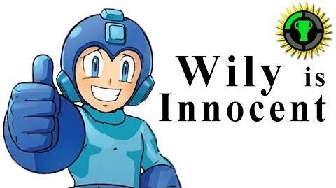 Game Theory Who is Mega Man's TRUE Villain?
