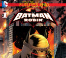 Batman and Robin: Futures End Vol 1 1