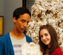 Annie and Abed
