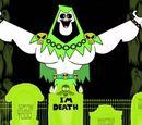 Death (Earth-Teen Titans)