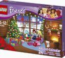 41040 Friends Advent Calendar