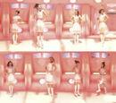 JoshuaJSlone/Morning Musume in a VR headset