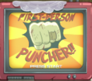 First Person Puncher