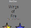 Wings of Fire: The Warrior Forest