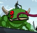 Broasca mutantă