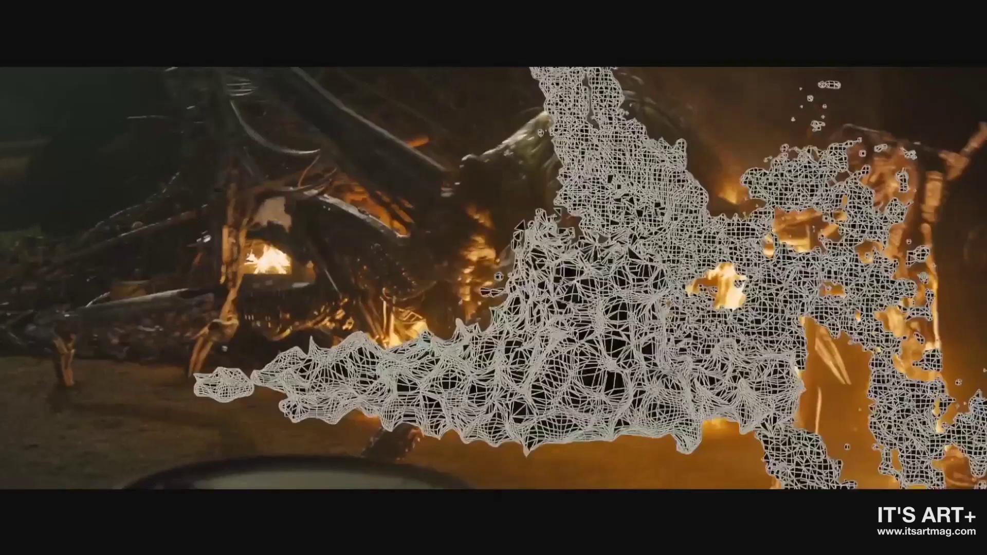 The Maze Runner VFX Breakdown