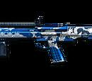 KSG-15-Blue Silver Dragon