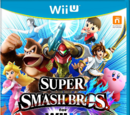 Super Smash Bros. (Wii U e 3DS)