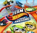 Team Hot Wheels: El origen de la adrenalina