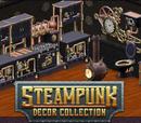 Steampunk Decor Collection