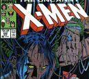 Fabulosos X-Men Vol 1 220