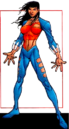 Arlette Truffaut (Earth-616) from Official Handbook of the Marvel Universe A-Z Update Vol 1 3.png