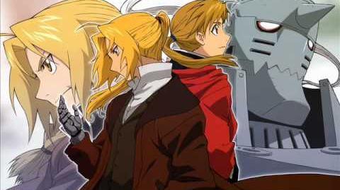Fullmetal Alchemist (Brotherhood) opening 3 Full
