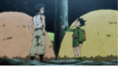Gon gives Ging's Hunter license back.png